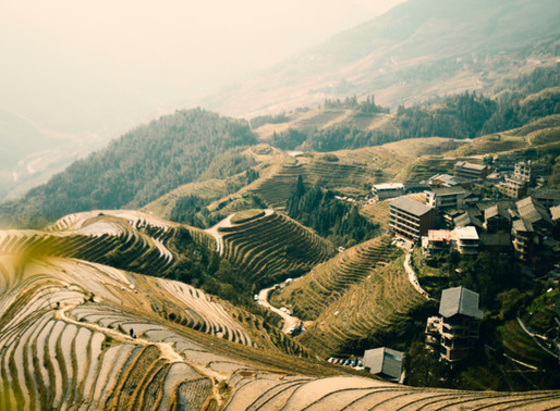 The Magnificent Terraced Fields of Longsheng