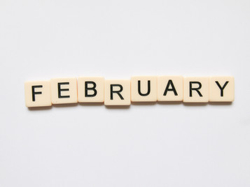 Monthly Round-Up: February