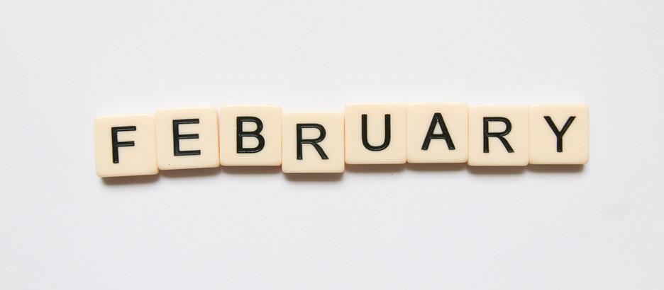 February in Sonoma