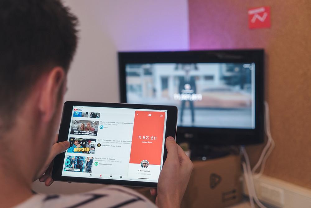 youtube reklama - explor media