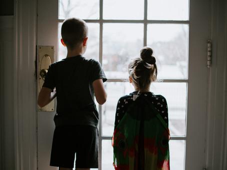 Parenting During Quarantine- Burden or Blessing?