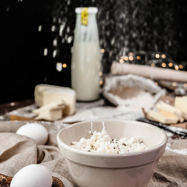Молочное и Яйца