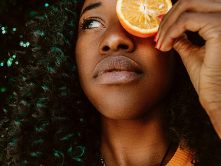 Hair Food: Natural ingredients for strong and healthy curls