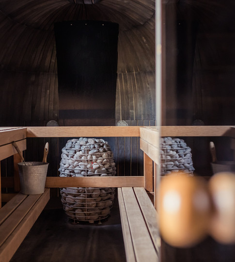 Sauna NF Fischer Spa-Consulting