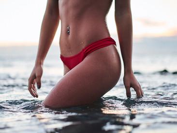 DIY California Beachy Body Scrub