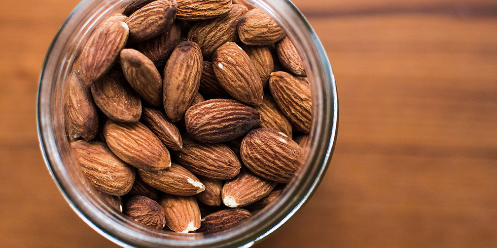Do you smell almonds? (London)