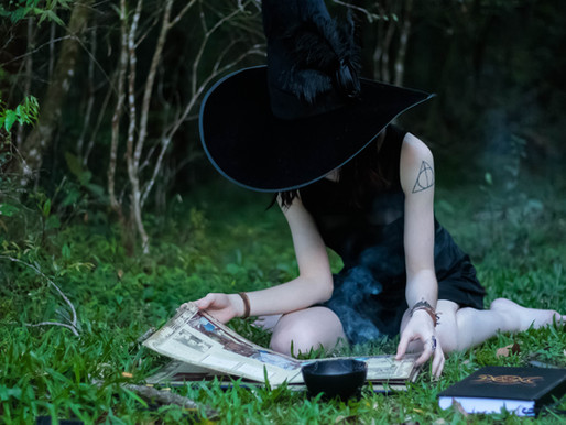 Part 1 - We Are the Grand-Daughters of the Witches the Patriarchy Couldn't Burn