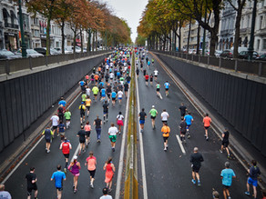 Tapering for a marathon