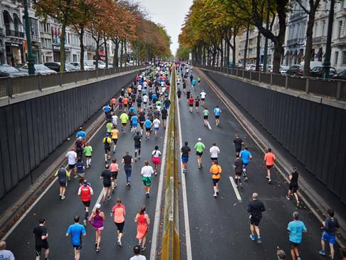 Wakefield Boston Marathon Finishers