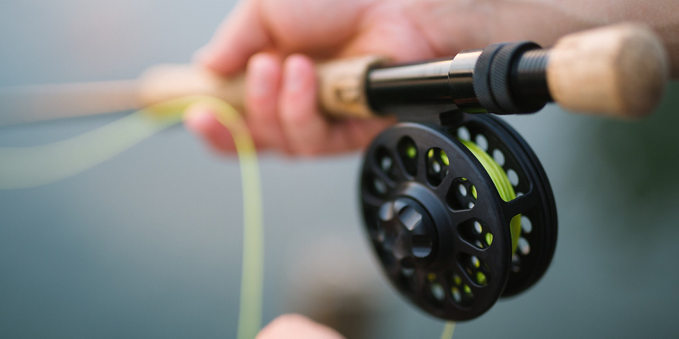 Fly Fishing Basics at Western Heritage Days
