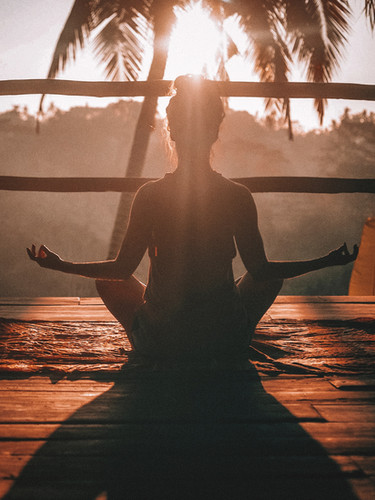 What better time to get into a meditation practice than on a retreat? Inner Nature can help you integrate this life-enhancing practice.