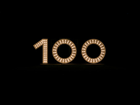 AWTE Benevolent Club 100 Lucky Numbers