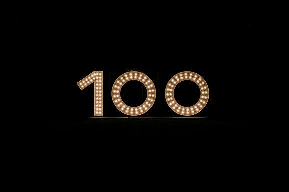 Geburtstag / 100. Geburtstag