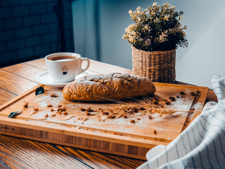 The Art of Home Baked Bread