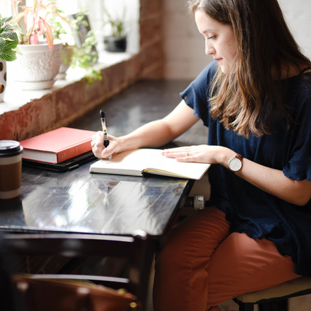 Letter Writing Helps Release Pent-up Emotions!