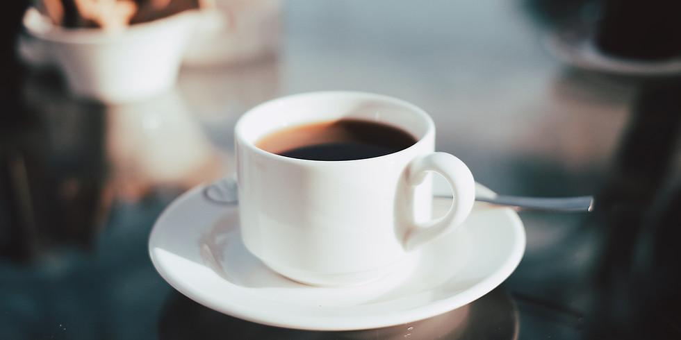July Pop-up Coffee Morning