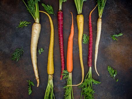 VEGE FOCUS:  HOW TO GROW CARROTS