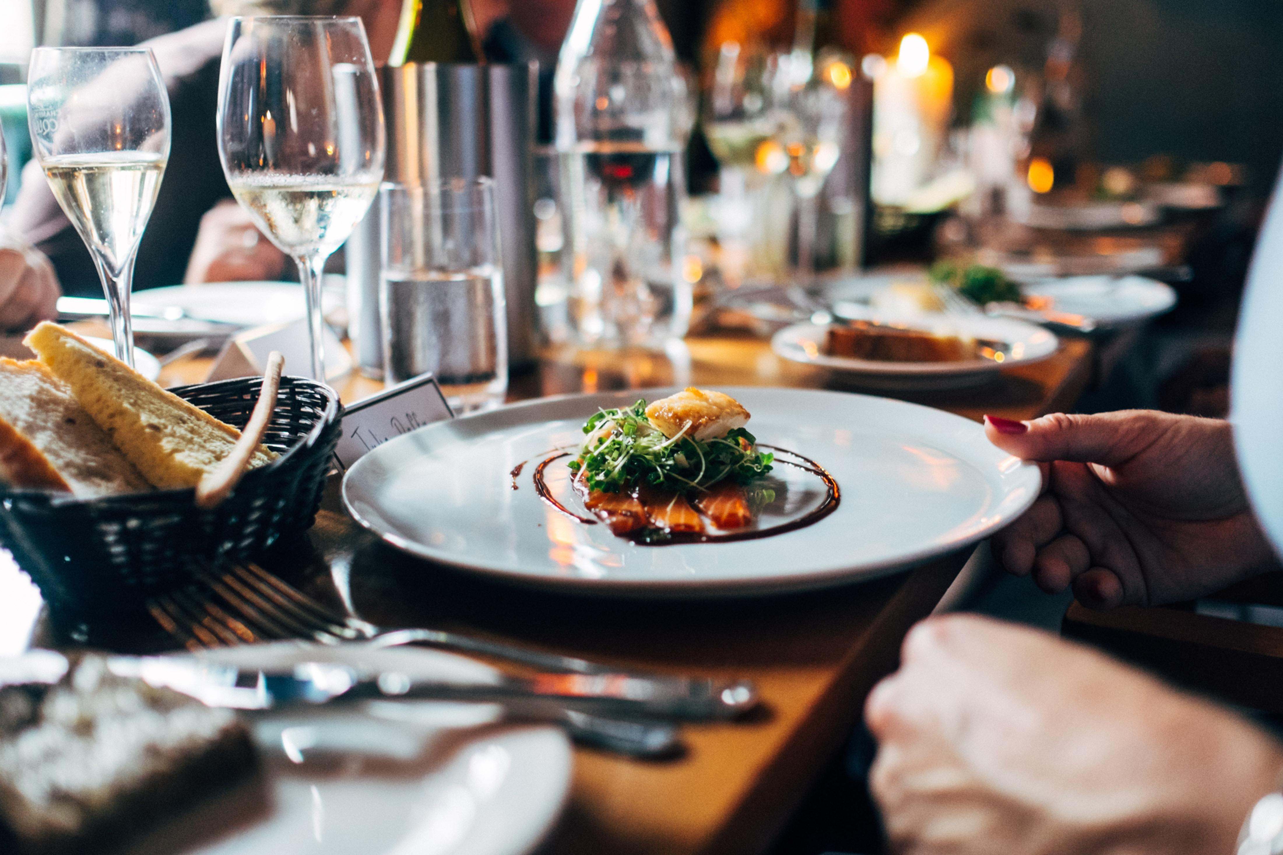 Private Chef Dinner