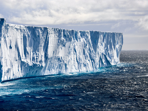 Hidden Mystery in the Ice Continent