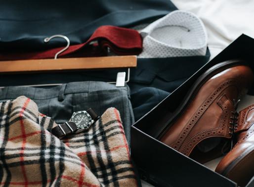 Men's Wardrobe Clothing Essentials