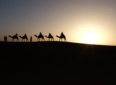 WISE MEN STILL SEEK HIM!   by Pastor George Burkinshaw