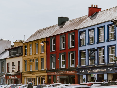 愛爾蘭 Irland – 投資移民 – 100萬歐元