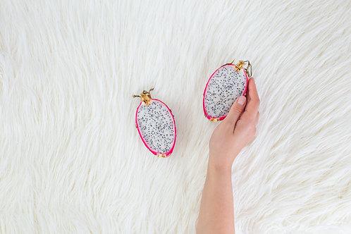 Bio Pitaya Pad (pinke Drachenfrucht)