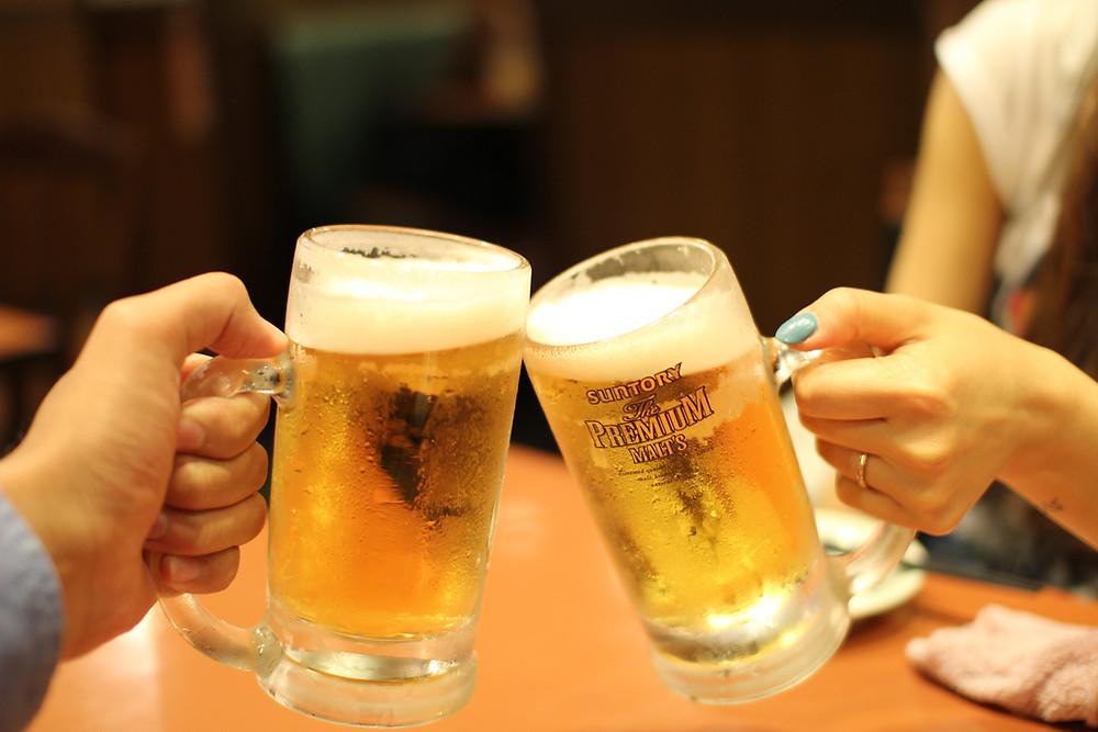 histoire de la bière origine