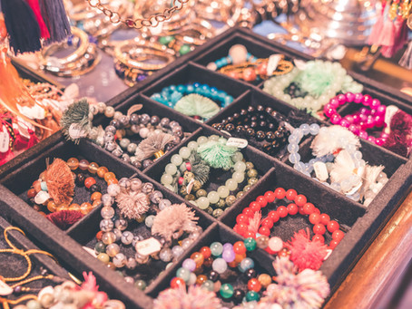 Style Spotlight - Vintage Jewellery