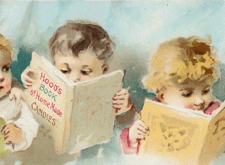 Cuatro Actividades para fomentar la lectura de nuestros niños.