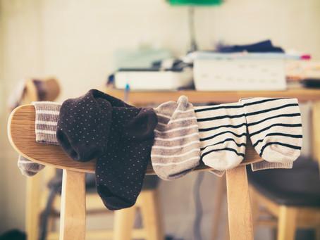 Socks and Sleeps are Saving Lives!