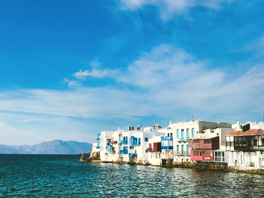 8 Greek Island Destinations That Should Top Your Vacation List