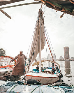 Haggle with a shopkeeper in Cairo's markets, wander amidst the pyramids, check out the temples of Aswan and Luxor and take to the Nile on a felucca.  Egypt is there for you to explore!