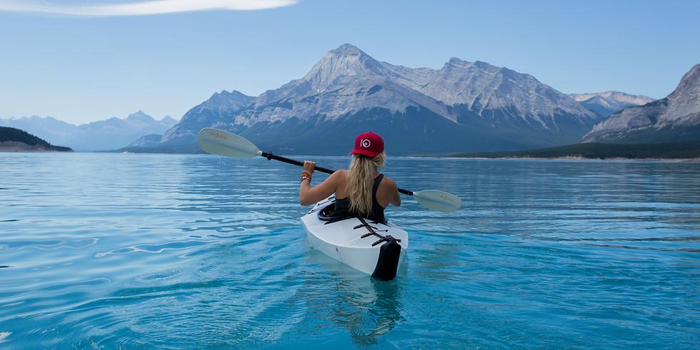 NASU Kayaking Series-September