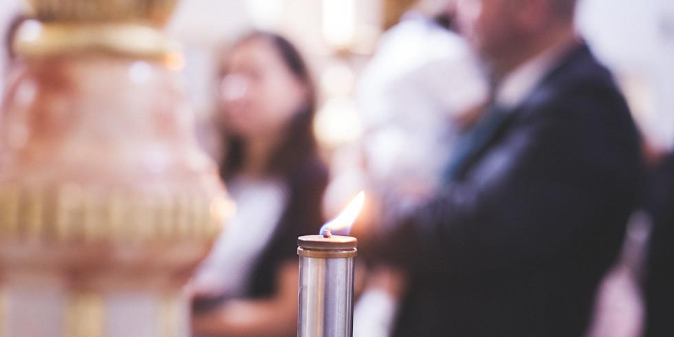 Encontro de Preparação para o Batismo – Pais e Padrinhos