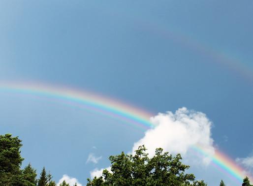 Rainbow Daughter