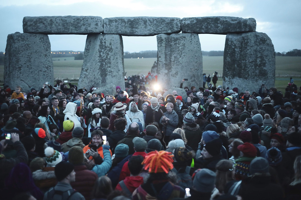 Many modern Pagans still gather at ancient sites to pay homage to not only the Pagan deities but also the witches and Pagans that came before to forget the path of witchcraft.