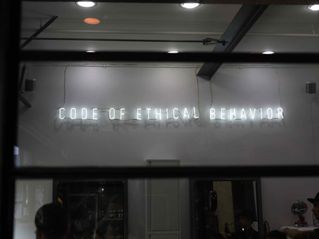 A Code of Ethics For Chatbots