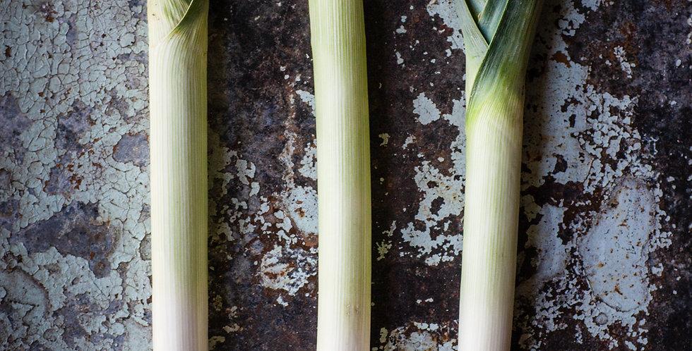 2# Organic Leeks