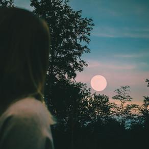 Je suis prête pour ma lune de Miel!