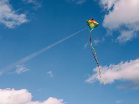 Go fly a kite.