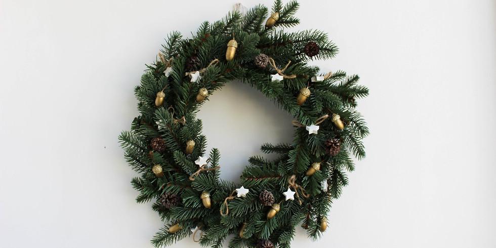 Advent Wreath Making