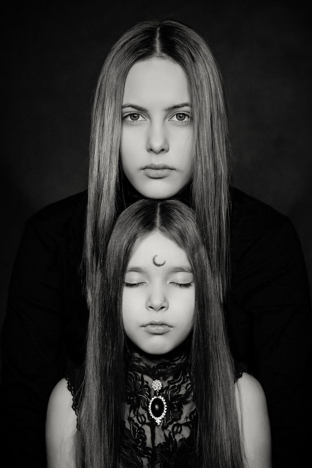 Mother's who are supportive and open to their daughters on their path of any spiritual path will show the child that they can make their own choices and are more likely to come into their own power.