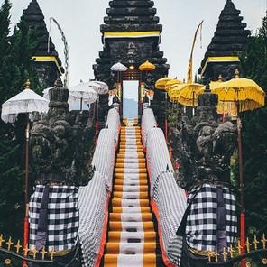 Pura Besakih, el templo más grande y sagrado de Bali