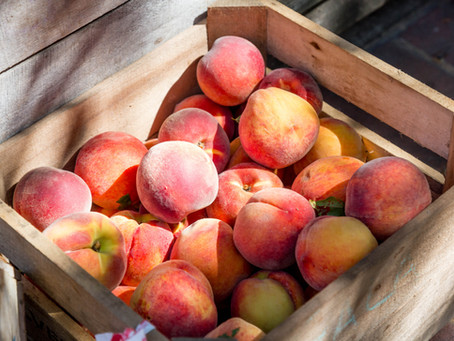7 Benefits of Peaches