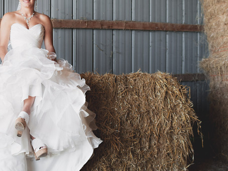 How to decorate a Barn...