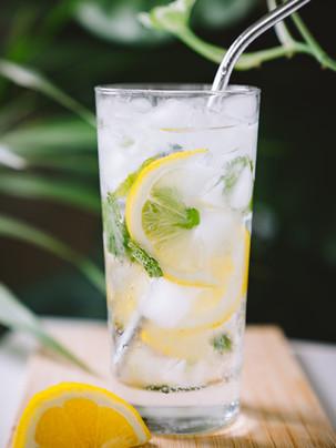 Flor Box OXO | Edible Flowers | Elderflower Lemonade