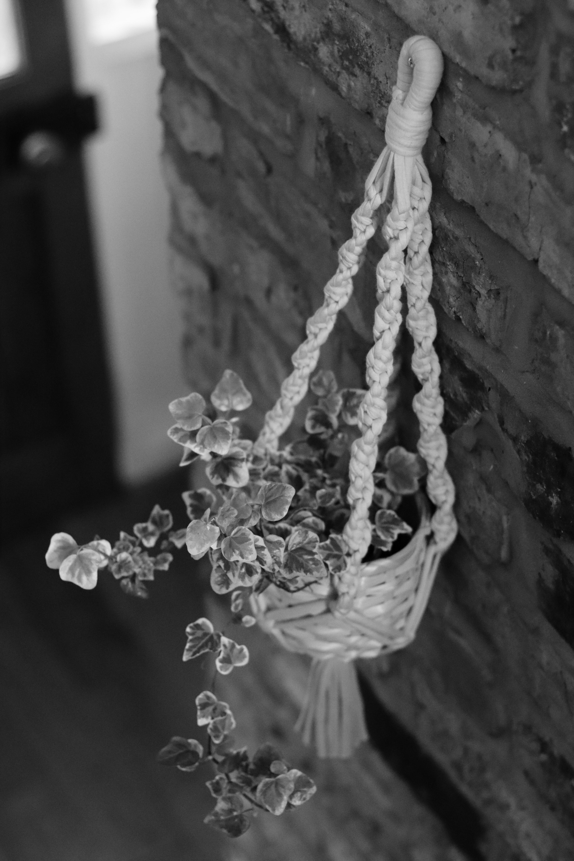Flower Pot Macrame Project
