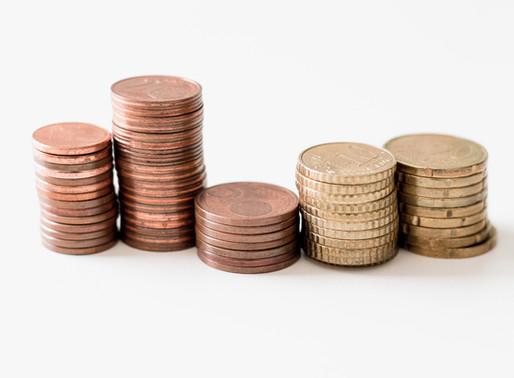 Geld - Die 9 häufigsten Fehler & wie du sie vermeidest.