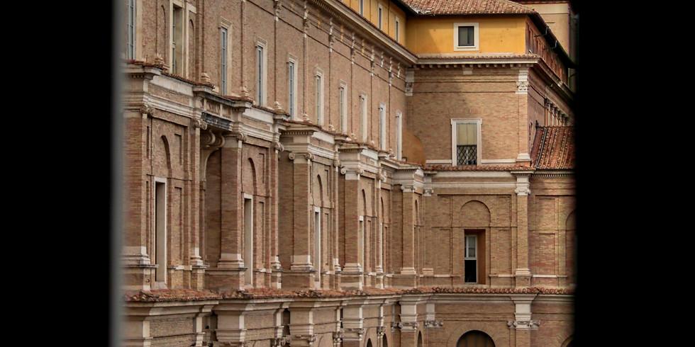 Virtual Vatican Coffee Break Inside the Apostolic Palace